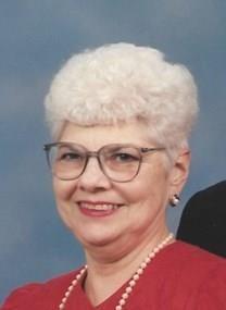 Nancy Snodgrass Plant obituary photo