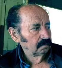 Sam Mellos obituary photo
