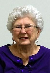 Elizabeth Maxine Garber obituary photo