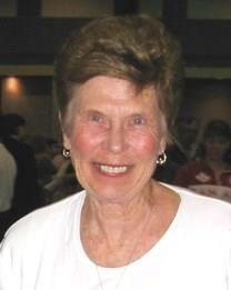 Winifred Ann Eicher obituary photo