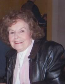 Mary Parker Dodd obituary photo