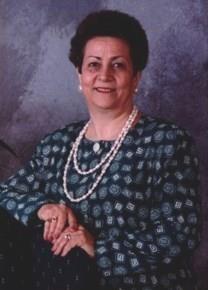 Nadia Cadora Michael obituary photo