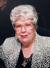 Irene Myrtle Huston obituary photo