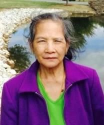Dieu Thi Lam obituary photo