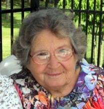 Mary Ann Erhart Duff obituary photo