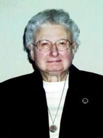 Sister Rose Maria Birkenfeld obituary photo