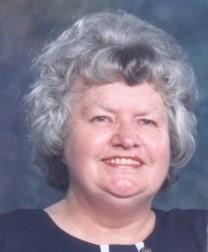 Dorothy Jean Casteel obituary photo