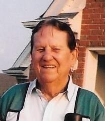 Charles Eugene Winter obituary photo