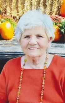 Helen Louise James obituary photo