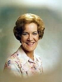 Annie Krueger Pettit obituary photo