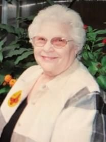 Martha Davis obituary photo