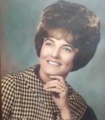 Elizabeth Ann Bilbo obituary photo