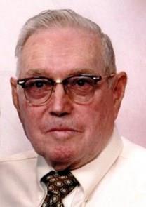 Earnest Eugene Gowdy obituary photo