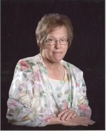 Betty Jo Wheeler obituary photo
