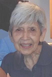 Rita G. Villasenor obituary photo