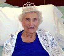 Ethel Mary Miller obituary photo