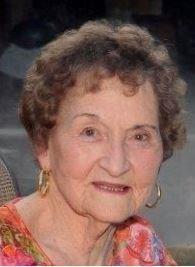 Maxine Ouida Darden obituary photo