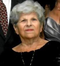 Anna Amendola obituary photo