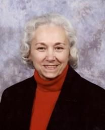 Betty Roberts obituary photo