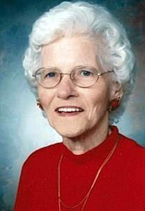 Dorothea Bitzer Pollard obituary photo