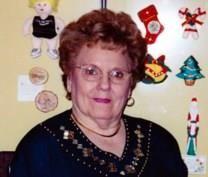 Nadine Ida Collins obituary photo