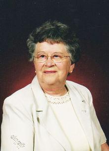 Elizabeth 'Betty' Goettl