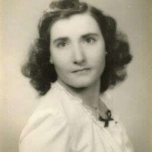 "Mrs. Giovannina ""Jennie"" Arcaro"