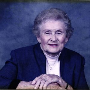"Mrs. Anna H. McCarthy ""Nancy""  Obituary Photo"