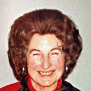 Stella McKay Leahy Obituary Photo