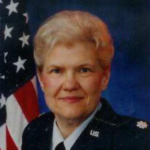 Lt. Col.(Ret.) Kathryn L. Close, USAF