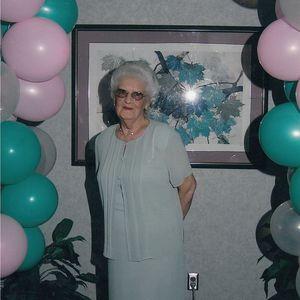 Frances M Gilbert Obituary Photo
