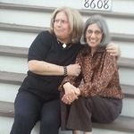 Mom and Her Sister Carolyn