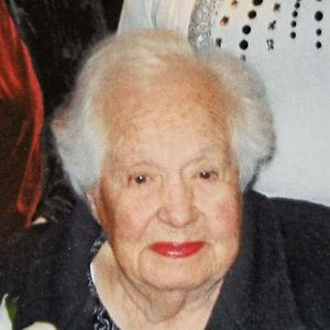 Hope Burger Hellman Obituary Photo