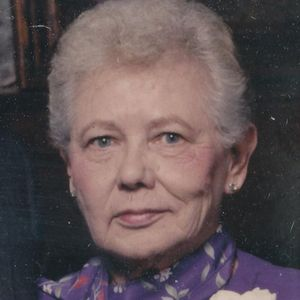 Barbara Ellen Ferguson Lee