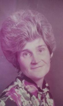Mrs. Martha Wiley Warner