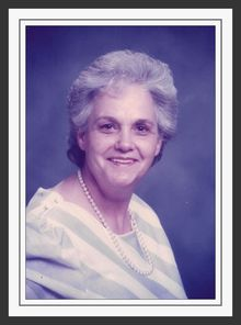 "Dorothy Ann ""Dot"" Foster Smith"