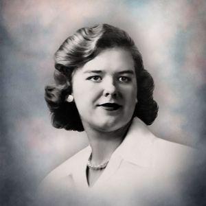 "Florence W. ""Fluffy"" Davis Obituary Photo"