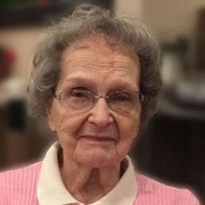 Leona Marie Winegar Obituary Photo
