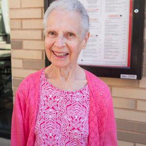 Mrs. Shirley Betty (nee Witenberg) Fischer