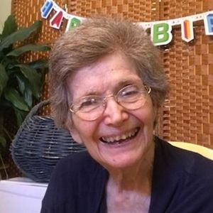 Mrs. Barbara Jean Robinson