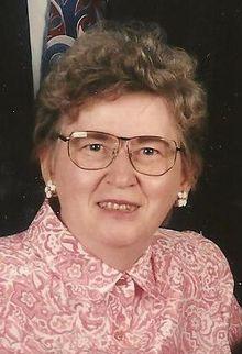 Mary Ann Valentine