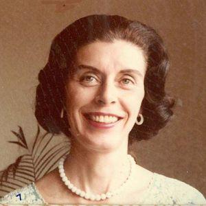 "Mrs. Patricia ""Patsy"" Kuntz Vance"