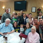 January 7, 2018 the Sands Christmas Family Party.