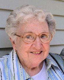 Betty E. Sebby, 92, February 27, 1926 - March 26, 2018, Aurora, Illinois
