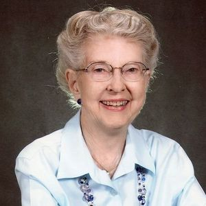 Elizabeth Anne (Betty) Bailey Hall