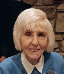 Patricia Russ, 94, January 22, 1924 - March 26, 2018, Aurora, Illinois