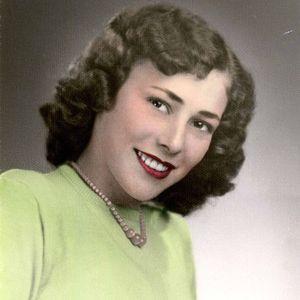 Mary Humphrey Obituary Photo