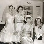 Auntie Jackie & Sisters at Theresa's wedding