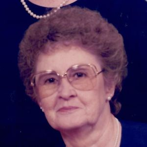 Lorraine Hampton Roberts Obituary Photo