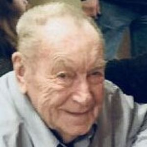 Melvin Newbould Obituary Photo